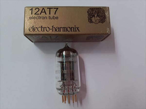 ECC81-EH-12AT7-Gold pin