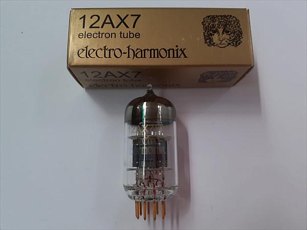 ECC83-12AX7-EH-Gold