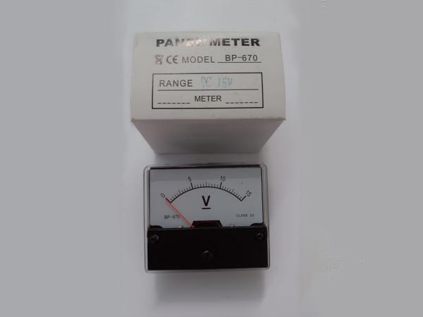 Strumento-pannello-15V