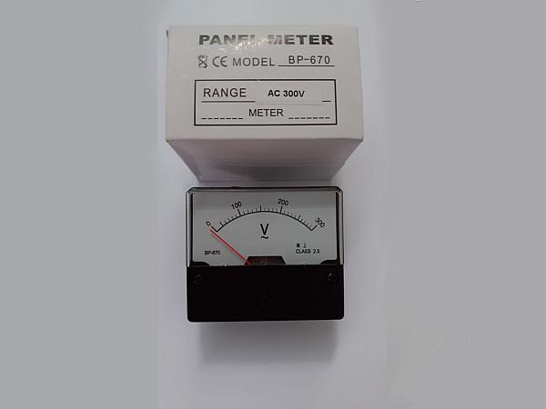 Strumento-pannello-300V-ALT