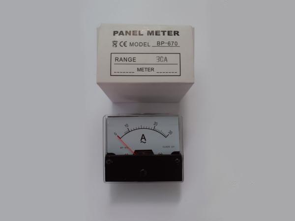 Strumento-pannello-30A-AC