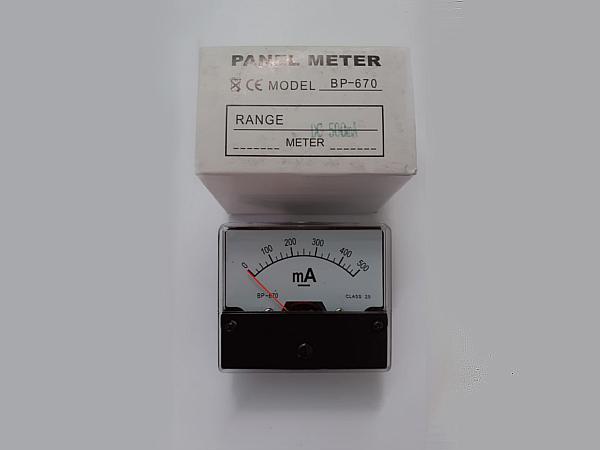 Strumento-pannello-500mA-CC