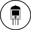 electronic-vacuum-tube-icon